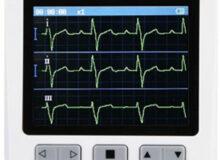 Heal-Force-180D-Color-Portable-ECG
