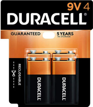 Batteries for devices