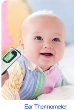 Family Digital Thermometer