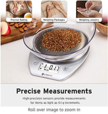 Kitchen Food Weighing Scales